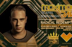 Radical Redemption x Maximaal RAW