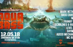 Aqua Bass & Maximaal RAW • Pre-summer Hardstyle Poolparty 2018!